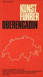Cover Kunstführer Oberengadin
