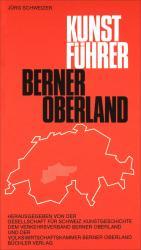 Cover Kunstführer Berner Oberland