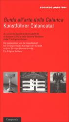 Cover Guida all'arte della Calanca / Kunstführer Calancatal