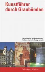 Cover Kunstführer durch Graubünden