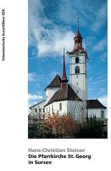 Die Pfarrkirche St. Georg in Sursee