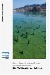 Cover «Die Pfahlbauten der Schweiz»