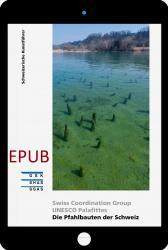 Cover «EPUB Die Pfahlbauten der Schweiz»