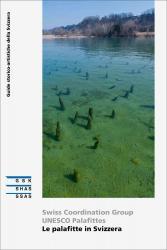 Cover «Le palafitte in Svizzera»