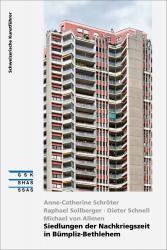 Cover «Siedlungen der Nachkriegszeit in Bümpliz-Bethlehem»