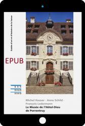Cover EPUB «Le Musée de l'Hôtel-Dieu de Porrentruy»