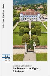 Cover «Le Sommerhaus Vigier à Soleure»