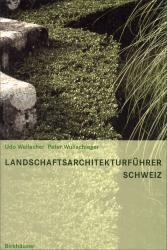 Cover Landschaftsarchitekturführer Schweiz