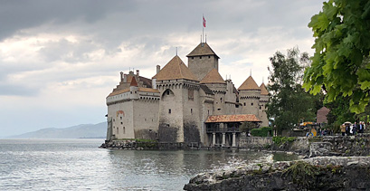 Château de Chillon - Photo: Nicole Bauermeister